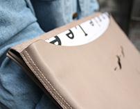 Portfolio Bag/Handmade
