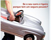 Campaign automobile Generali Insurance