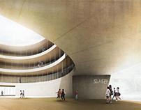 Library in Daegu