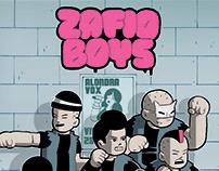 COMPLETA: Zafio Boys de Matías Mendoza y Teleniño