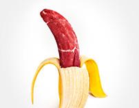 meat banana
