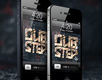 DUBSTEP iPhone 5/4s Wallpapers