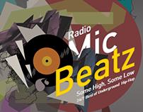Radio Mic-Beatz //// Poster