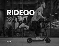 E-Commerce for the Latvian Electro Scooter Brand