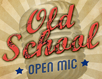 Old School Open Mic