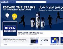 Escape The Stains! - Nivea Middle East