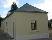 FRANKRIJK - Pleisterwerk Artistuc