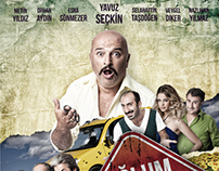 """Oğlum Bak Git"" Movie Poster Photography & Retouching"