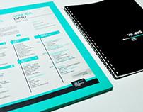 CV & Portfolio Envelope