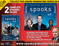 Magazine Design - Spooks