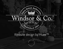 Windsor Bathrooms Website