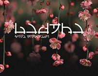 Sakura - new Georgian font