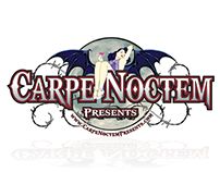 Carpe Noctem (Seize the Night) Logo