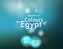 Colours Of Egypt - Behind the Scenes of the TVC