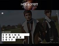 NEIL BARRET - 2016 CONCEPT