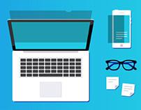 3M Privacy Screens - Web Design