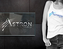 Astron logo & identity