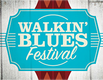Walkin' Blues Festival