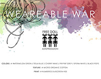 FREE DOLL 2015 wear war