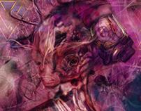 #Barsch No. 4o7 – Hoploid digital painting