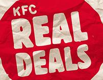 KFC Real Deals