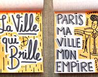 Carnet Parisien
