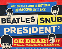 Esquire PH: Beatles Posters