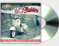 RisingTime '60Riddim - Cover