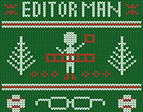 Ugly Christmas Sweater Movie Poster