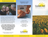 Golden Life AFC Trifold