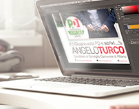 Angelo Turco - Campagna elettorale - Milano 2016