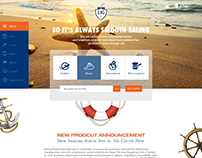 LIG web pages design