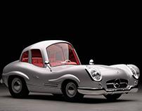 1955 Mercedes SL300
