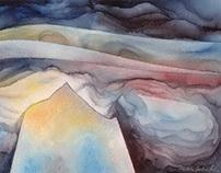 Akvarell festmények / water paintings