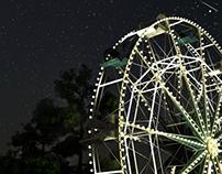 Ferris Wheel Model