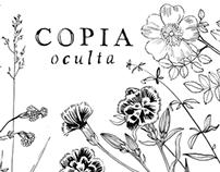 Copia oculta / BOOK COVER