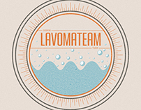 LAVOMATEAM Graphic Identity