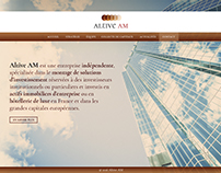 Webdesign Altive AM