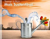 Relatório de Sustentabilidade Arcelor Mittal