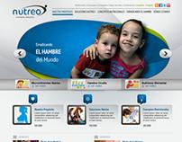Diseño web Nutreo