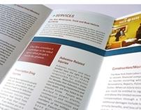 H & R Tri Fold Brochure