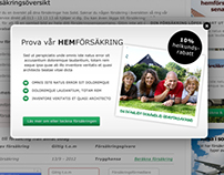 Webdesign, Interaction and UI on www.solidab.se