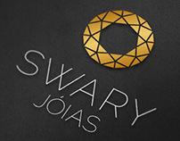 Logótipo - Swary Jóias