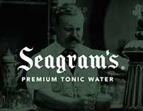 Seagram's Premium Tonic Water
