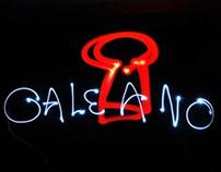 Cuento de Galeano, en pincel de luz.