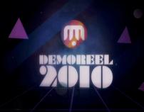 Demoreel Meideistudio 2010
