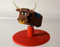 Mechanical Bull (Moveable Test Part)
