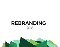 Rebranding 2018 inc. website design