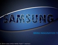 Bring Imagination To Life (Samsung Corporate Ad)