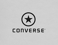 Converse Poster Design